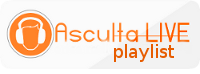 Playlist Radio – cele mai bune canale radio online si regionale Logo